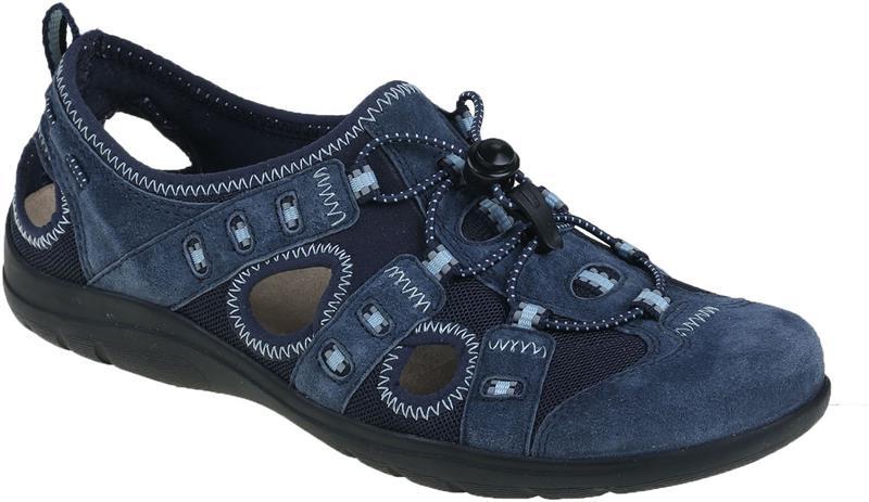 Womens shoe Earth Spirit Frisco Navy blue 30233