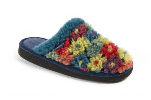 Moshulu 120301 Denise 2 Navy multi Slide.   Sizes - 37 to 42   Price - £32.00