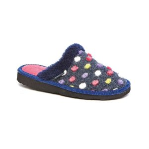 Moshulu 120207 Malia 2 Indigo Slide.  Sizes - 37 to 42  Price - £32.00