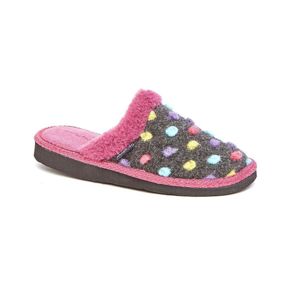 Moshulu Malia 2 Shadow slide slipper.   size - 37 only.   Price - £32