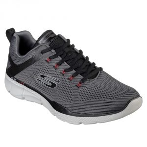 Skechers Mens SK52927 Equaliser 3 Charcoal ( Wide FIT ).  Sizes 7 to 12  Price - £67.00