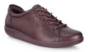 Ecco 206503 Soft 2 Fig Metallic lace shoe Sizes - 37 to 41 Price - £85.00