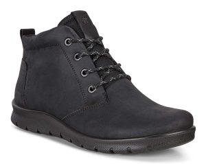 Ecco 215613 Babett Black nubuck Hydromax lace boot Sizes - 37 to 41 Price - £110.00 NOW £89.00