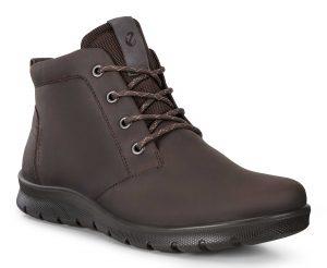Ecco 215613 Babett Mocca nubuck Hydromax lace boot Sizes - 37 to 41 Price - £110.00 NOW £89.00