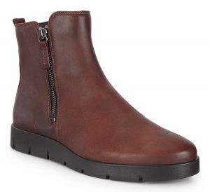 Ecco 282013 Bella Mink twin zip boot Sizes - 37 to 41 Price - £110.00 NOW £89.00