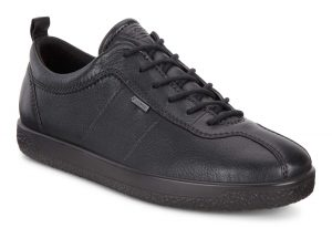Ecco 400653 Soft 1 Black waterproof lace shoe Sizes - 37 to 42 Price - £100.00 NOW £79.00