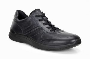 Ecco Mens 511564 Irving Black lace shoe Sizes 41 to 45 Price - £100.00 NOW £79.00