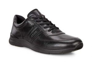 Ecco Mens 511614 Irving Black waterproof lace shoe Sizes - 41 to 45 Price - £120.00 NOW £99.00