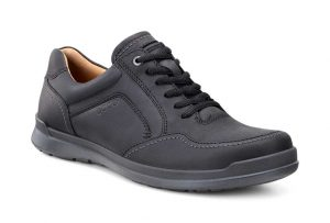 Ecco Mens 524534 Howell Black lace shoe Sizes - 41 to 46 Price - £110.00 NOW £89.00