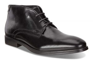 Ecco Mens 621614 Melbourne Black lace boot Sizes - 41 to 45 Price - £130.00 NOW £109.00