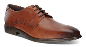Ecco Mens 621634 Melbourne Amber lace shoe Sizes - 41 to 45 Price - £100.00 (20% OFF) Now £80.00