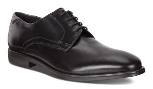 Ecco Mens 621634 Melbourne Black lace shoe Sizes - 41 to 45 Price - £100.00 (20% OFF) Now £80.00