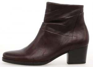 Gabor 32.833.19 Lassie Chianti leather zip ankle boot Sizes - 4.5 to 7 Price - £95.00 NOW £79.00