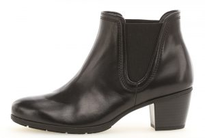 Gabor 35.524.27 Ecological Black leather jodphur ankle boot Sizes - 4 to 8 Price - £95.00 NOW £79.00