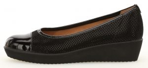 Gabor 36.471.67 Orient Black multi wedge shoe Sizes - 4 to 7 Price - £75.00 NOW £65.00