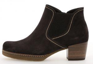 Gabor 36.661.39 Lilia Grey nubuck heel jodphur boot Sizes - 4.5 to 7 Price - £95.00 NOW £79.00