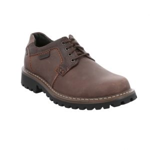 Josef Seibel Chance 08 Brown multi waterproof lace shoe Sizes - 41 to 45 Price - £99.00 NOW £89.00