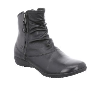 Josef Seibel Naly 24 Black soft leather twin zip boot Sizes - 37 to 42 Price - £95.00 NOW £79.00