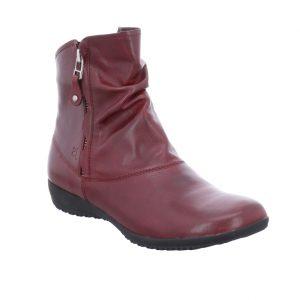 Josef Seibel Naly 24 Bordo soft leather twin zip boot Sizes - 38 to 42 Price - £95.00 NOW £79.00