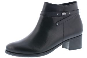 Remonte R5170-01 Black leather zip boot  Sizes - 37 to 41  Price - £75.00 NOW £65.00