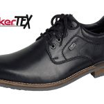Rieker B1312-00 Black waterproof lace shoe Sizes - 41 to 46 Price - £72.00 NOW 65.00