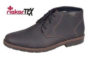 Rieker Mens 35310-25 Dark Brown waterproof lace boot Sizes - 41 to 46 Price - £77.00 NOW £69.00