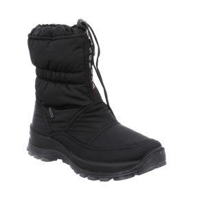 Romika Alaska 118 Black Tex zip boot   Size - 42 only   Price - £89 Now £59