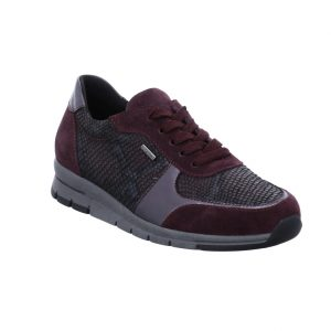 Romika Tabea 08 Wine multi Tex lace shoe   Size - 41 only.   Price - £89 Now £49