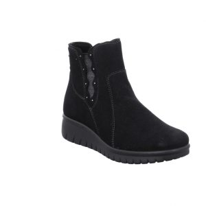 Romika Varese N18 Black Tex waterproof zip ankle boot Sizes - 37 to 41 Price - £85.00 NOW £69.00