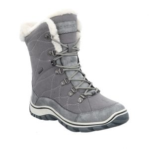 Romika Ventura 06 Anthracite Tex waterproof fur lace boot Sizes - 37 to 41 Price - £85.00 NOW £75.00