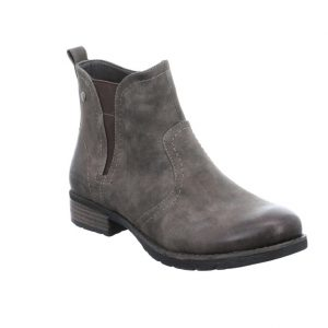 Romika Wendy 06 Anthracite elastic zip ankle boot Sizes - 37 to 42 Price - £65.00 NOW £55.00