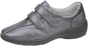 Waldlaufer 607302 Kya Anthracite K Fit velcro shoe Sizes - 5 to 8 Price - £75.00