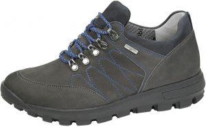 Waldlaufer 917951 Hilana Grey nubuck waterproof lace shoe Sizes - 4 to 7 Price - £79.00 NOW £69.00