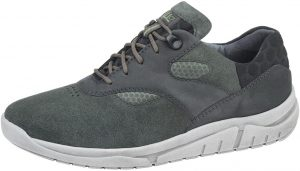 Waldlaufer Mens 696001 K Niko Black Petrol Multi Wide fit lace shoe Sizes - 8 to 11 Price - £92.00 NOW £79.00