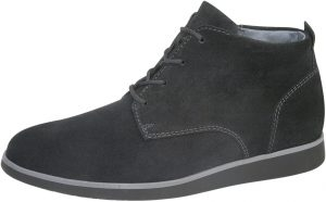 Waldlaufer Mens 954801 Helvin Black suede lace zip boot Sizes - 7.5 to 10 Price - £99.00 NOW £79.00