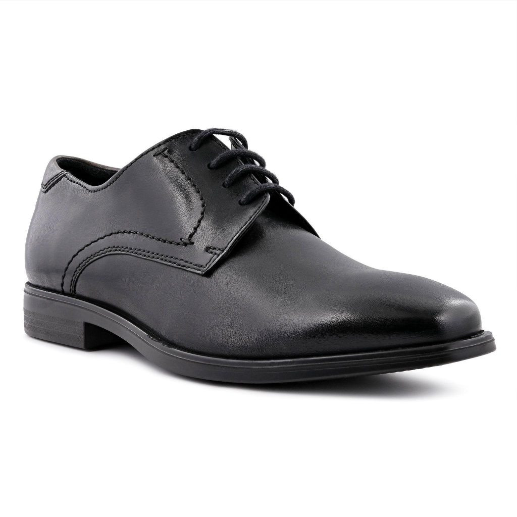 Eccio Mens 621634 Melbourne black lace shoe Sizes - 41 to 45 Price - £100.00 (15% OFF) Now £85.00
