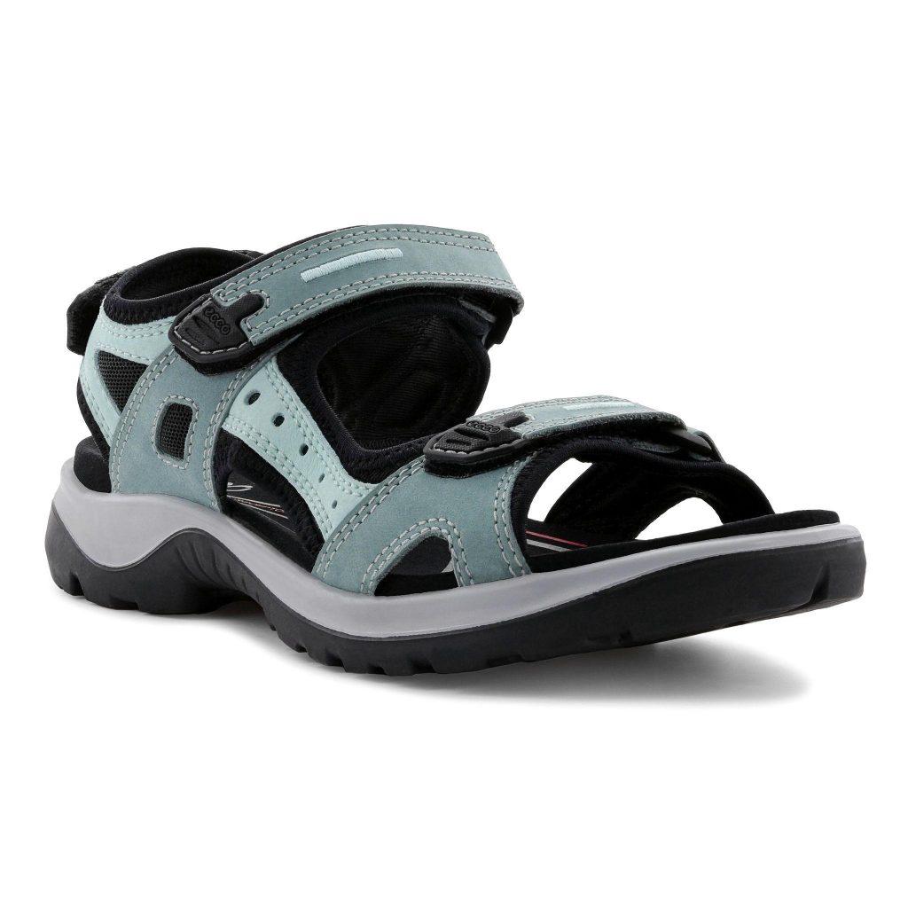 Ecco 069563 Offroad Aqua blue multi Hiker sandal Sizes -37 to 41 Price - £90.00