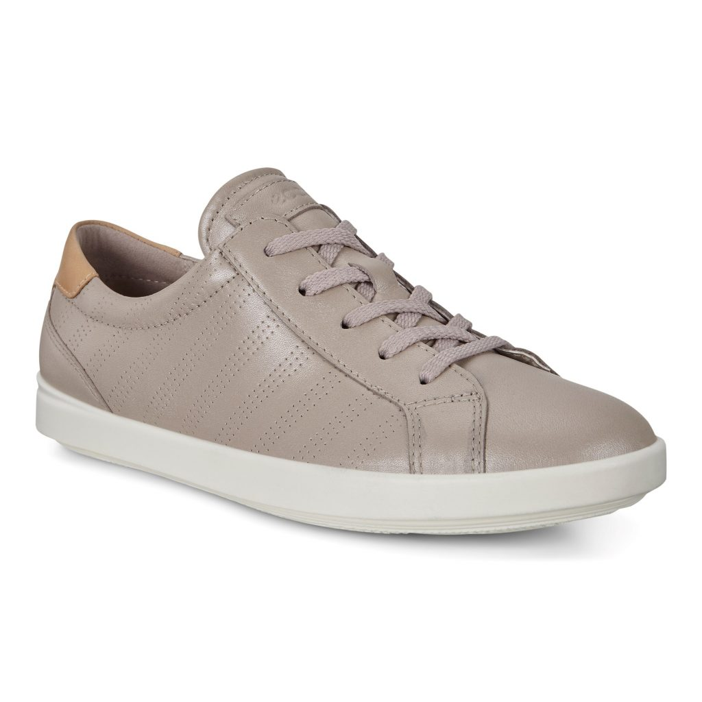 Ecco 205033 Leisure Grey rose lace shoe Sizes - 37 to 42 Price - £90.00