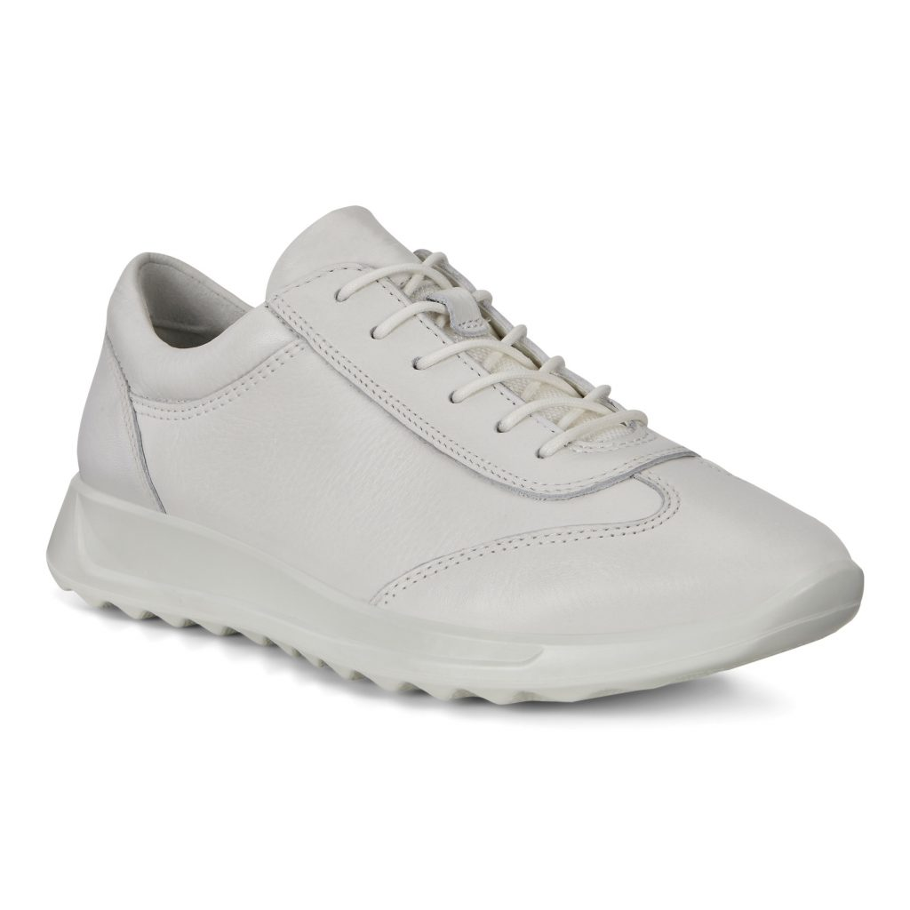 Ecco 292333 Flexure white lace shoe Sizes - 37 to 41 Price - £100.00 (15% OFF) Now £85.00