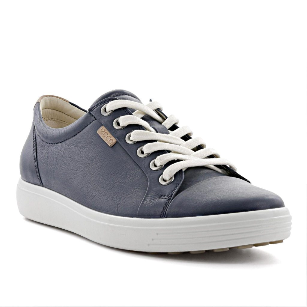 Ecco 430003 Soft 7 Marine lace shoe Sizes - 37 to 42 Price - £110.00 (15% OFF) £93.00