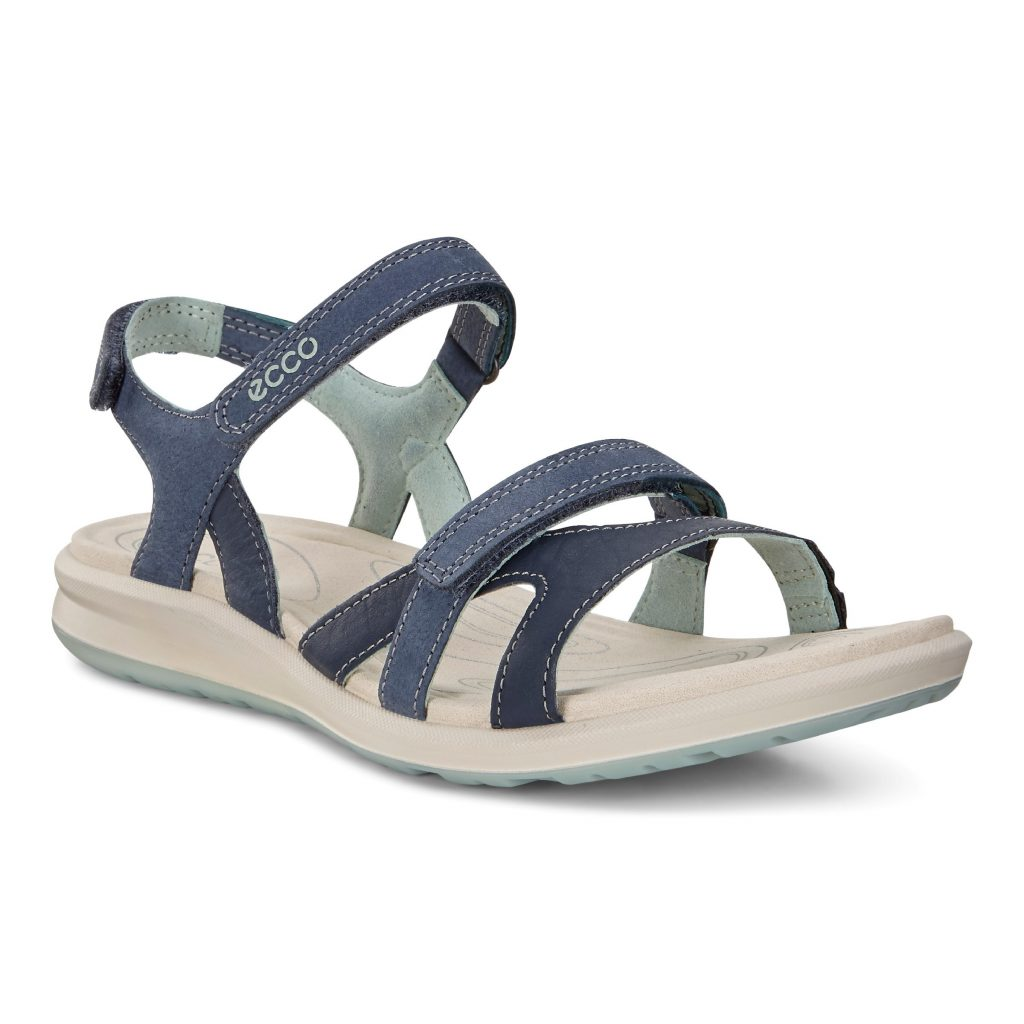 Ecco 821833 Cruise 2 Marine multi strap sandal Sizes - 37 to 42 Price - £85.00
