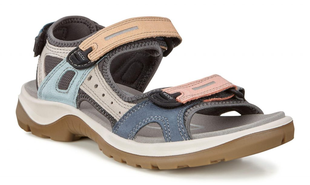 Ecco 822083 Offroad Multicolour Hiker sandal Sizes - 36 to 41 Price - £95.00