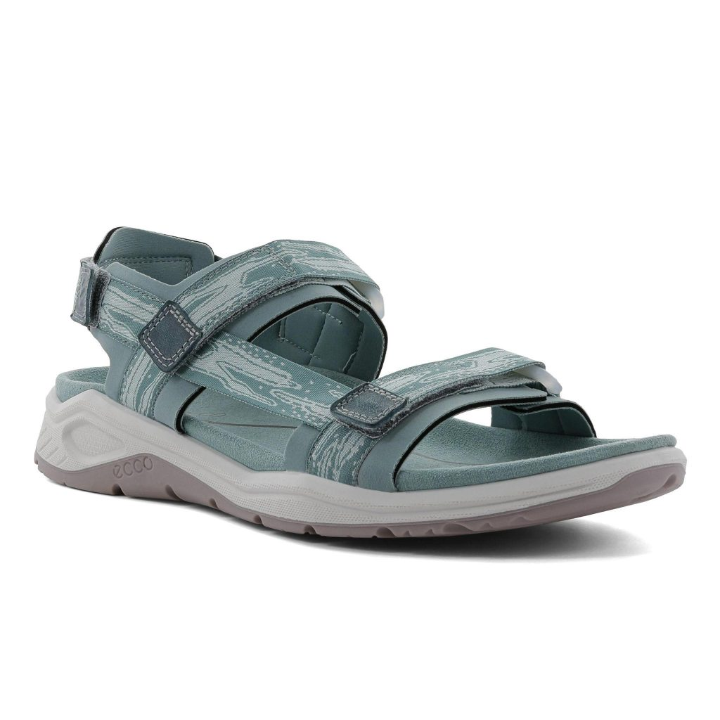 Ecco 880623 X Trinsic Aqua multi twin strap sandal Sizes - 37 to 42 Price - £85.00 (15% OFF) Now £72.00