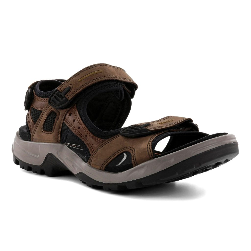 Ecco Mens 069564 Offroad Espresso multi Hiker sandal Sizes - 41 to 46 Price - £90.00 (20% off) Now £72.00