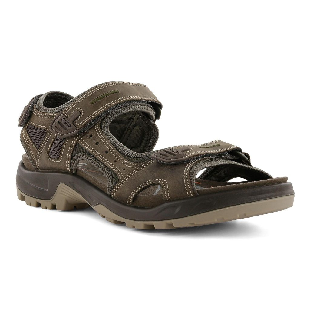 Ecco Mens 069564 Offroad Sage khaki Hiker sandal Sizes - 41 to 45 Price - £90.00 (20% off) Now £72.00