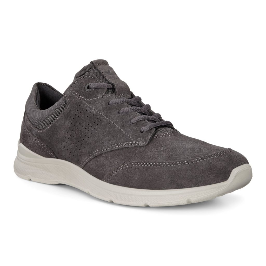 Ecco Mens 511734 Irving Magnet grey lace shoe Sizes - 41 to 45 Price - £100.00 (20% OFF) Now £80.00
