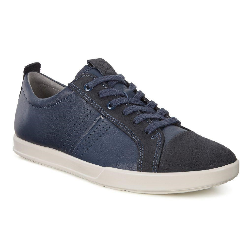 Ecco Mens 536204 Collin 2 Marine navy lace Sizes - 41 to 46 Price - £100.00 (20% OFF) £80.00
