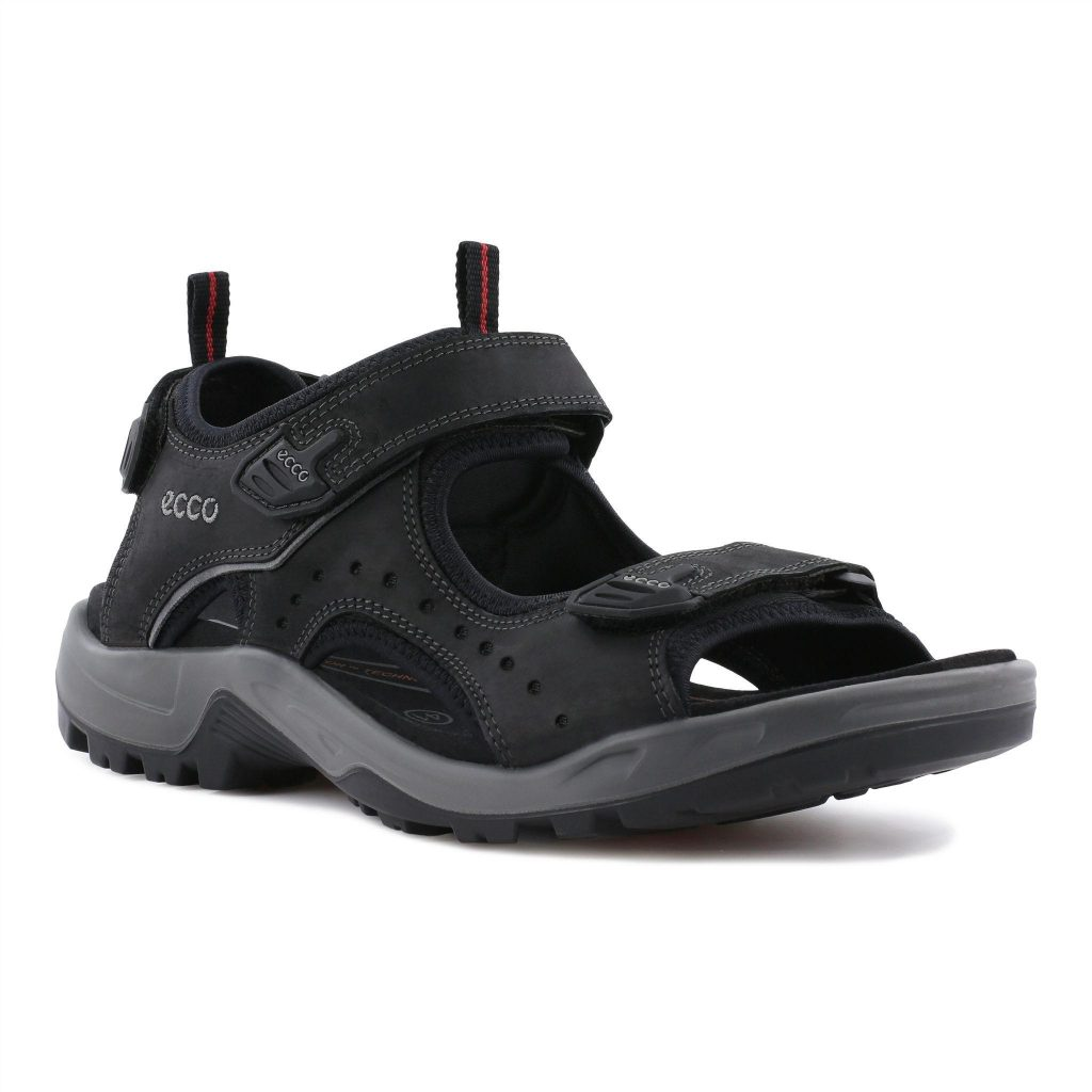 Ecco Mens 822044 Offroad black Hiker sandal Sizes - 41 to 45 Price - £95.00 (20% off) Now £76.00