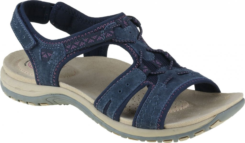 Earth Spirit 30237 Fairmont Navy Blue multi sandal  Sizes - 4, 5 and 6.   Price - £39