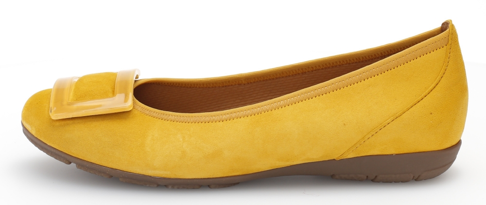 Gabor 44.164.13 Riband Mango suede pump Sizes - 5 to 7 Price - £89.00 (20% off) Now £71.00